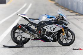 The 2018 BMW HP4 Race