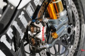 The Braking System of The 2018 BMW HP4 Race