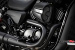 The Engine of the 2017 Harley Davidson Street Rod