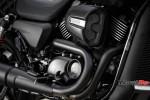 The Engine of the 2017 Harley Davidson Street Rod