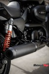 The Hydraulics of the 2017 Harley Davidson Street Rod