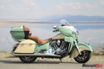 Riding the 2017 Indian Roadmaster