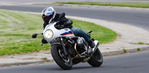 The 2017 BMW R nineT Racer
