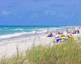 The Beaches in South Florida