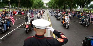 Rolling Thunder in Washington D.C.
