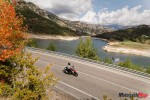 Traveling By Motorcycle Across Spain