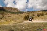 Mountain Range in Spain