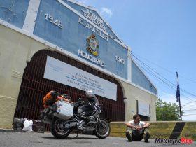The El Amatillo Honduras Border