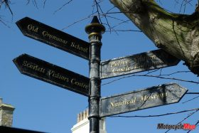 Directional Signs on The Isle of Man