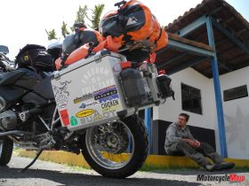 Taking a Break from Motorcycle Riding in Central America