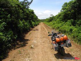 Motorcycle Riding Through Costa Rica