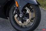 Front Wheel of the 2018 BMW K1600B Bagger
