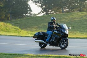 Riding on the Road with the 2018 BMW K1600B Bagger