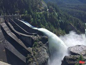 Hydraulic Dams in Oregon