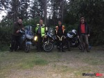 Getting Ready to Ride Through Oregon on Motorcycles