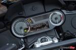 Speedometers of the 2018 BMW K1600B Bagger