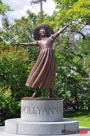 Pollyanna Stature in New Hampshire