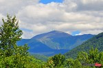 Viewing the Mountain Range in New Hampshire