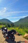 Viewing the Mountains of New Hampshire
