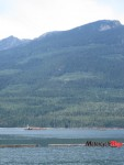 37 A quiet lake scene viewed from Nakusp