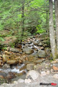 Pemigewasset River in New Hampshire