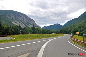 Riding the Highways of New Hampshire