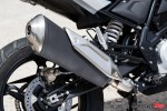Exhaust of The 2018 BMW G310GS