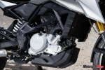 Engine of The 2018 BMW G310GS