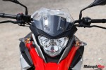 Front Light of The 2018 BMW G310GS