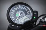 Speedometer of the 2018 Triumph Bobber Black