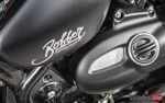 Directional Lights of the 2018 Triumph Bobber Black