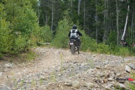 Riding The Trails of the GS Trophy Qualifier