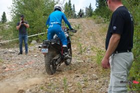 Bumpy Trails At The GS Trophy Qualifier