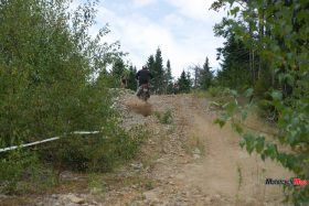 An Uphill Gravel Ride At the GS Trophy Qualifier