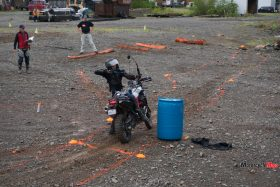 Shooting Arrows at the GS Trophy Qualifier