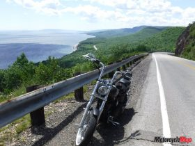 Preparing the Bike for Cabot Trail