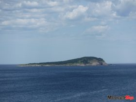 An Island Near Cabot Trail