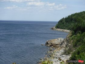 The Waters Surrounding Cabot Trail
