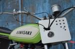 Front Light of the Kawasaki S1C
