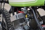 Engine of the Kawasaki S1C