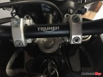 Modifying The Handlebar with Triumph
