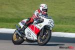 Steve Baker on a Yamaha