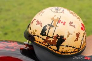 Custom Helmet Design by Bill Cameron