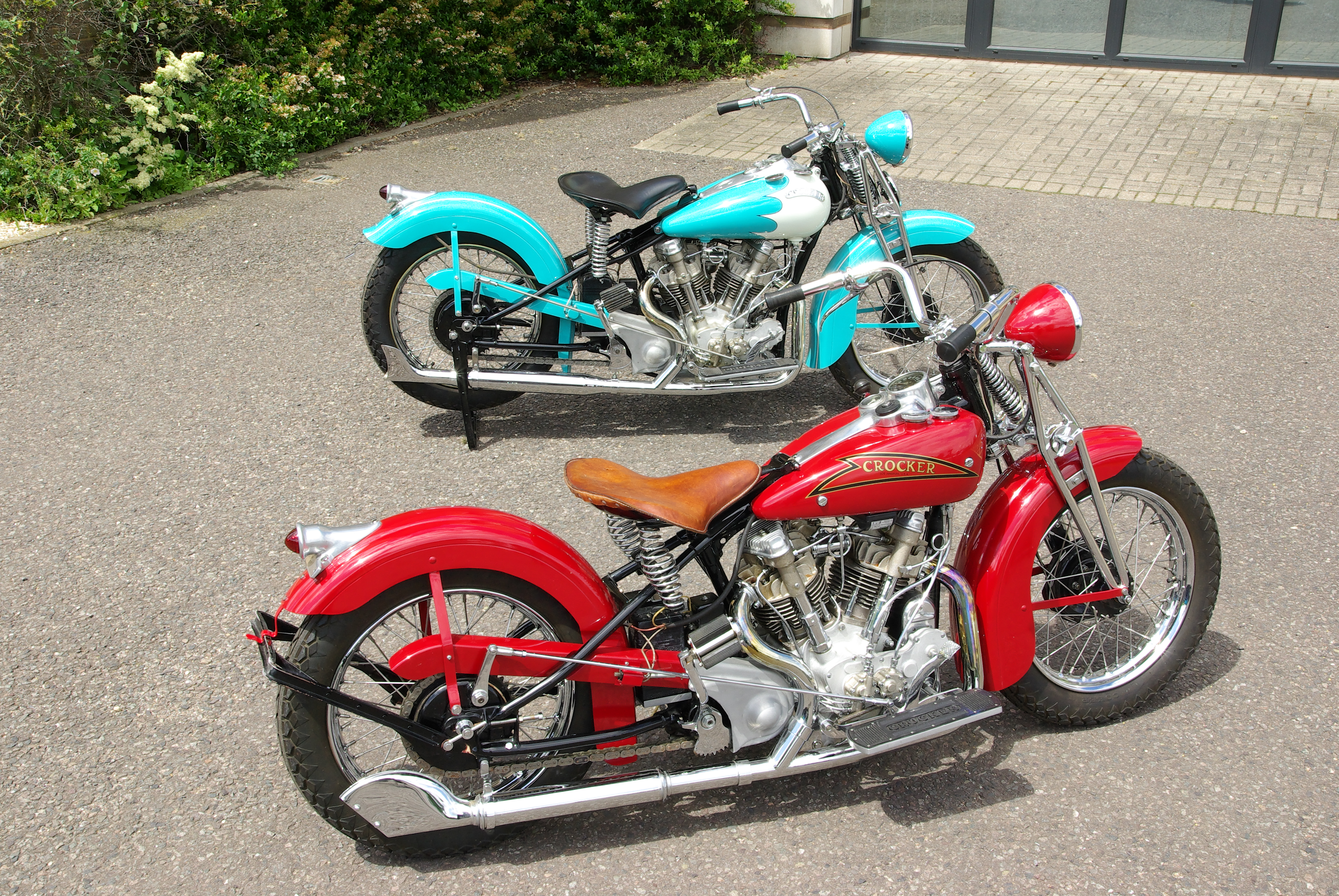 crocker motorcycle motorcycles al purchase issue read story superbike