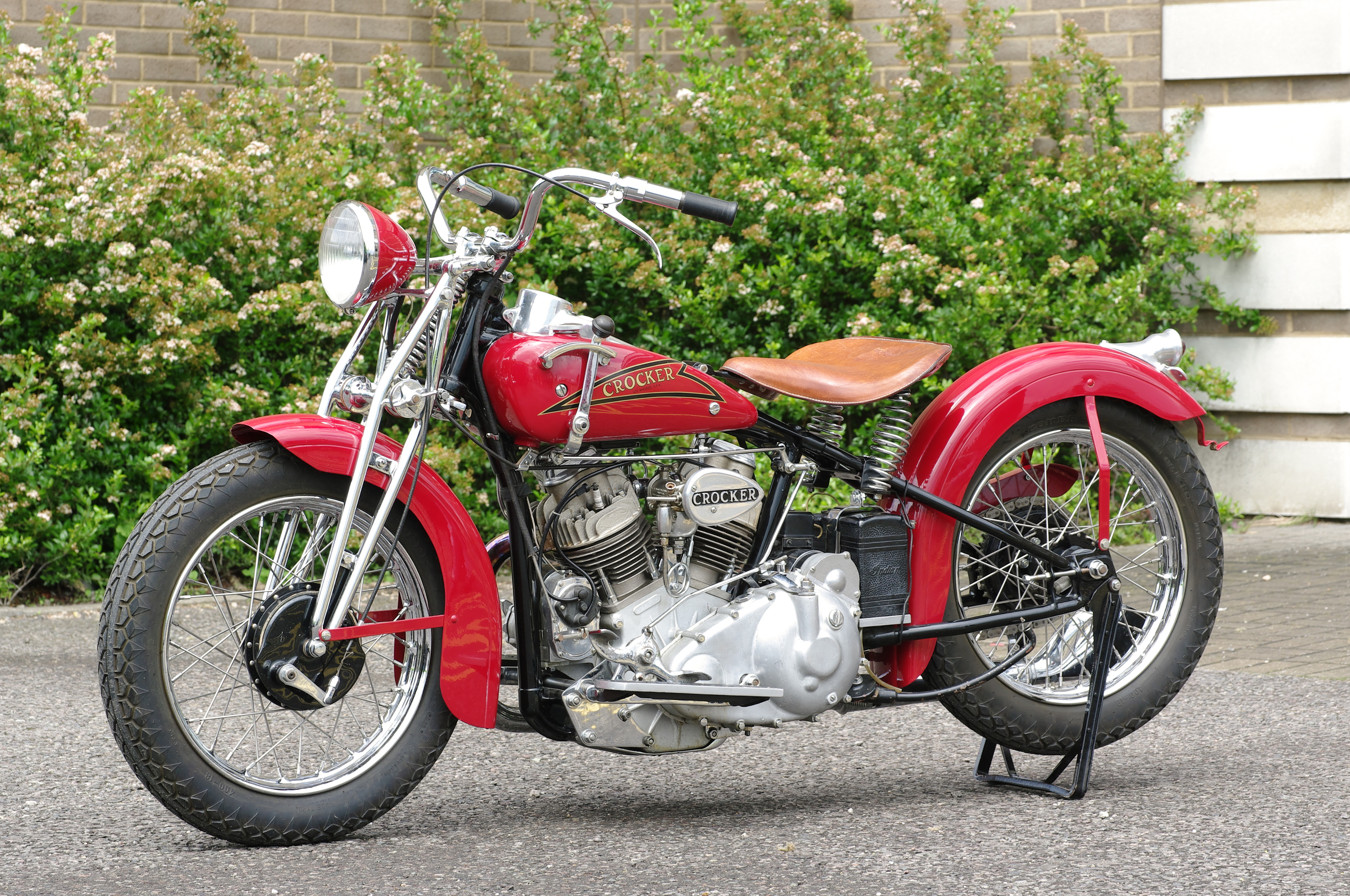 crocker motorcycle motorcycles al superbike purchase issue read story