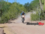Riding Along the Desert Roads of the Baja 1000