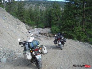 Riding on Kirkland Ranch Road