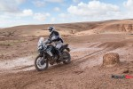 Riding the 2018 Triumph Tiger 800 in Dirt