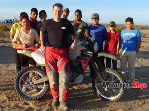 Shane's Team at the Baja 1000