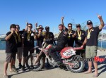 Winning Team at 2018 Baja 1000